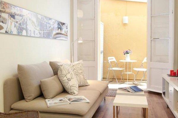 Click&Flat Gracia Apartments - фото 50