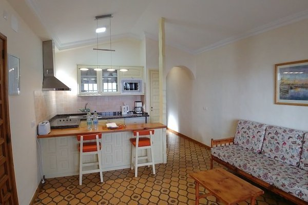 Apartamentos el Chaparral - фото 15