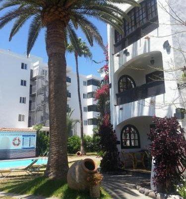 Apartamentos el Chaparral - фото 22