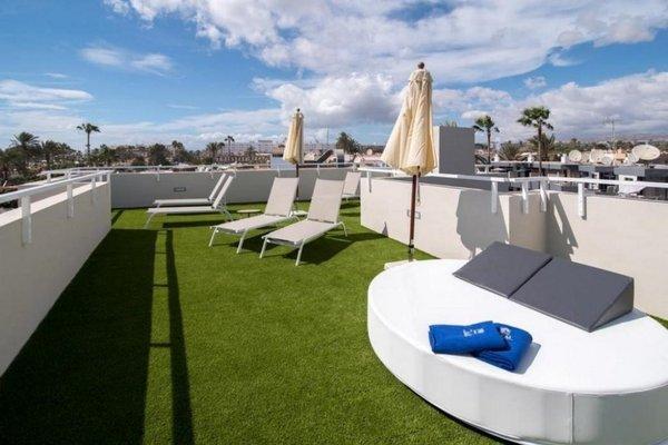 Apartamentos Las Dalias - фото 48