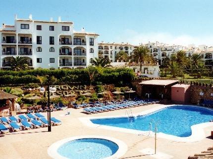 Crown Resorts Club Marbella - фото 21