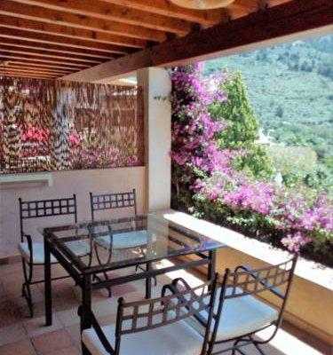 Hotel Apartament Sa Tanqueta De Fornalutx - Только для взрослых - фото 13