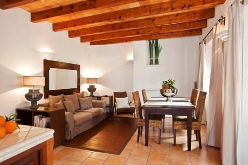 Hotel Apartament Sa Tanqueta De Fornalutx - Только для взрослых - фото 6