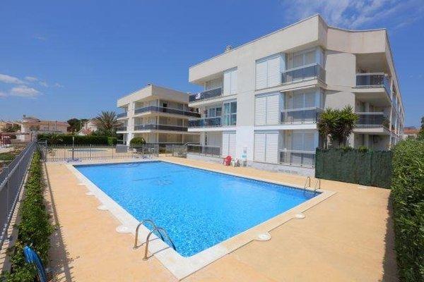 Apartamentos La Riviera - фото 13