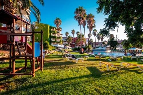 Aparthotel HG Jardin de Menorca - фото 17