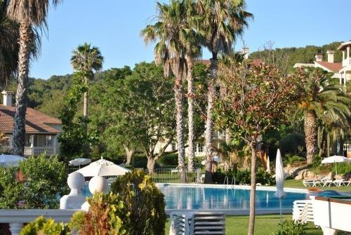 Aparthotel HG Jardin de Menorca - фото 19