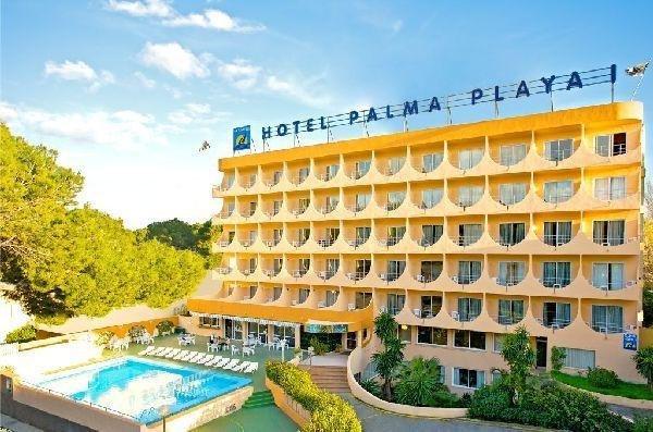 Hotel Palma Playa-Los Cactus - фото 22