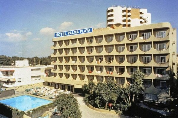 Hotel Palma Playa-Los Cactus - фото 23