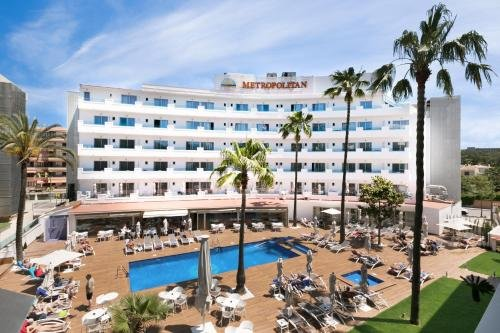 Hotel Metropolitan Playa - фото 21