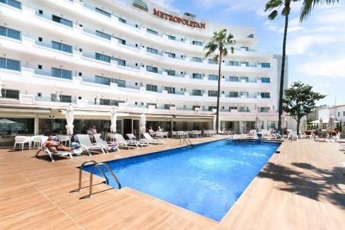 Hotel Metropolitan Playa - фото 22