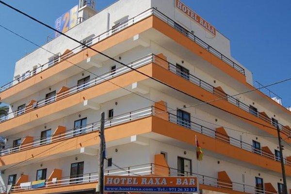 Hotel Raxa - фото 22