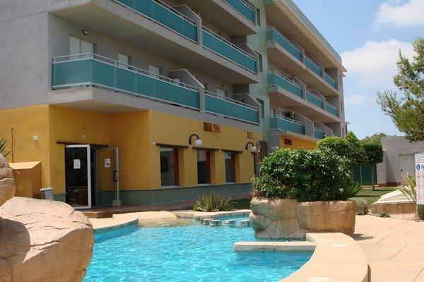 Apartamentos La Rotonda - фото 22