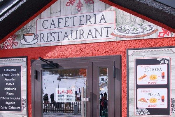 Hotel Serhs Ski Port del Comte - фото 15