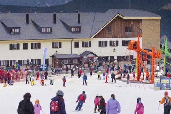 Hotel Serhs Ski Port del Comte - фото 20