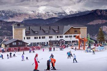 Hotel Serhs Ski Port del Comte - фото 21