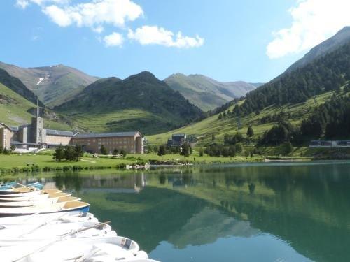 Hotel Vall de Nuria - фото 19