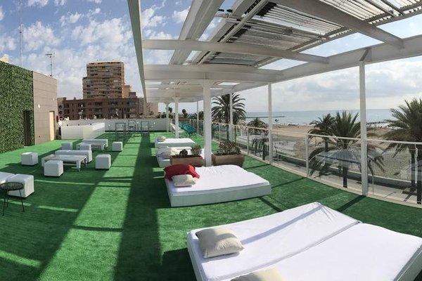 Hotel de la Playa - фото 15