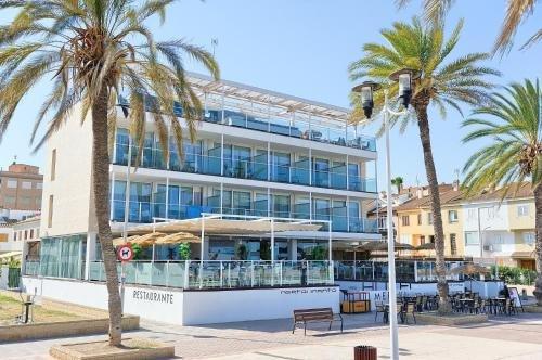 Hotel de la Playa - фото 21