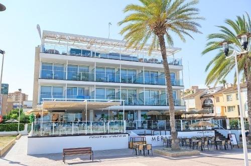 Hotel de la Playa - фото 22