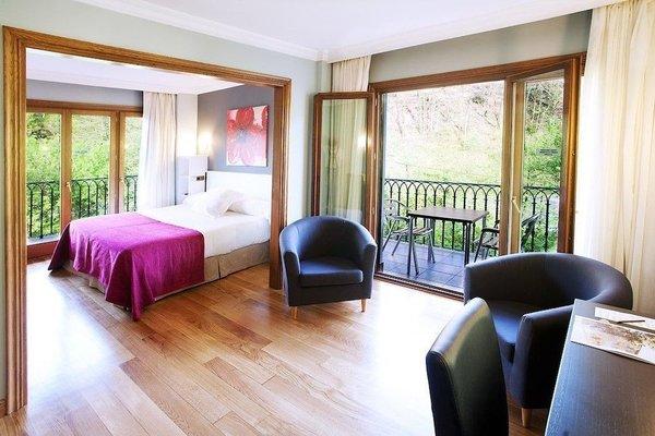 Hotel Venta de Etxalar - фото 50