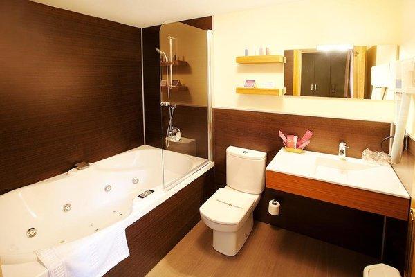 Hotel Venta de Etxalar - фото 11