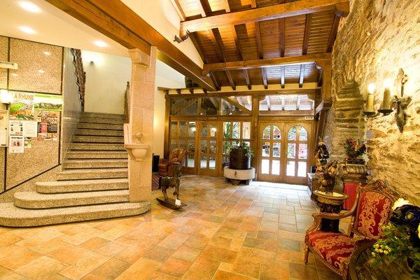 Hotel Venta de Etxalar - фото 19