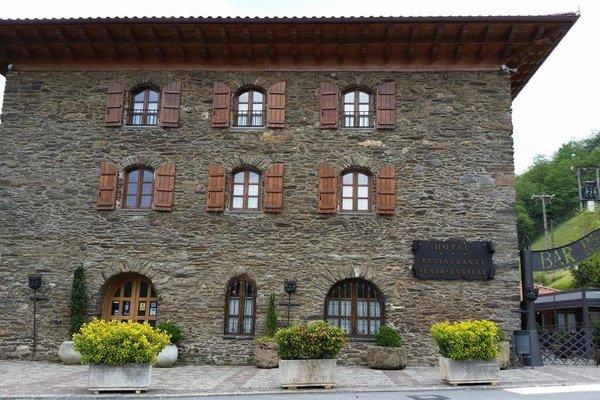 Hotel Venta de Etxalar - фото 22