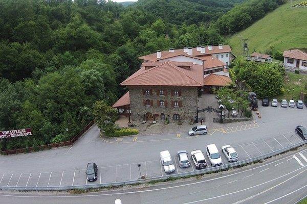 Hotel Venta de Etxalar - фото 23