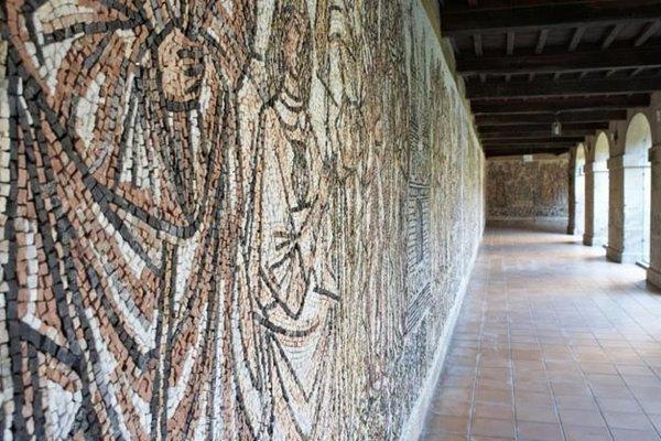 Hospederia Monasterio de Poio - фото 12