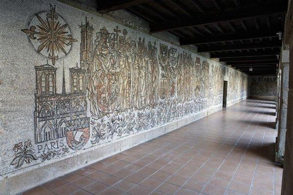 Hospederia Monasterio de Poio - фото 17