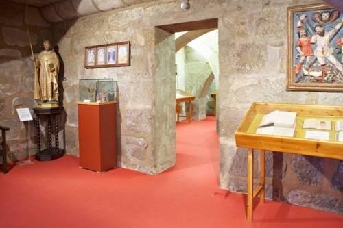 Hospederia Monasterio de Poio - фото 18