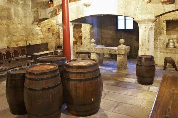 Hospederia Monasterio de Poio - фото 19