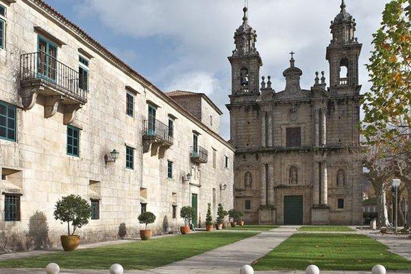 Hospederia Monasterio de Poio - фото 22