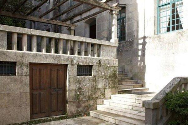 Hospederia Monasterio de Poio - фото 23