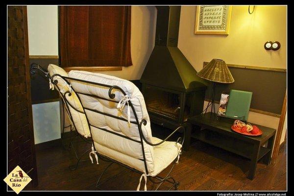 Hotel La Casa Del Rio - фото 3