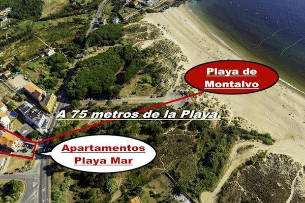 Apartamentos Turisticos Playa Mar I - фото 23