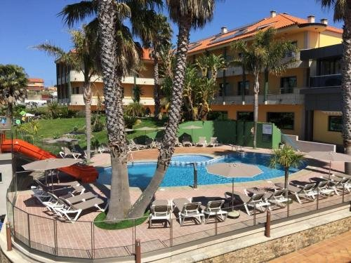 Apartamentos Atlantico Resort - фото 22