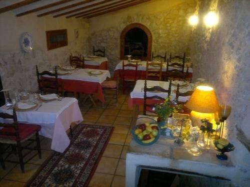 Гостиница «Casa Rural La Casota», Бенимаурель