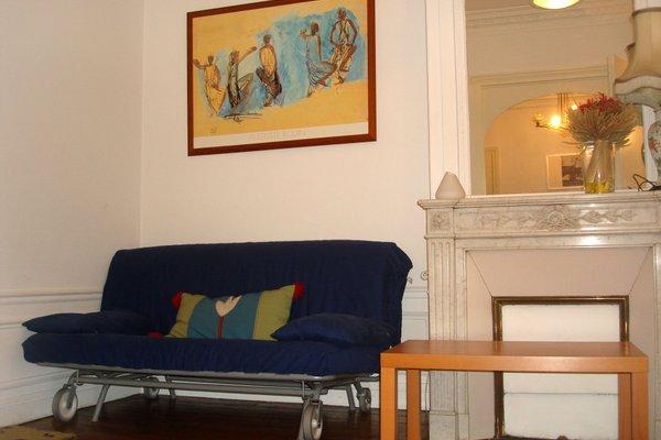 Apartment La Fourche - фото 50