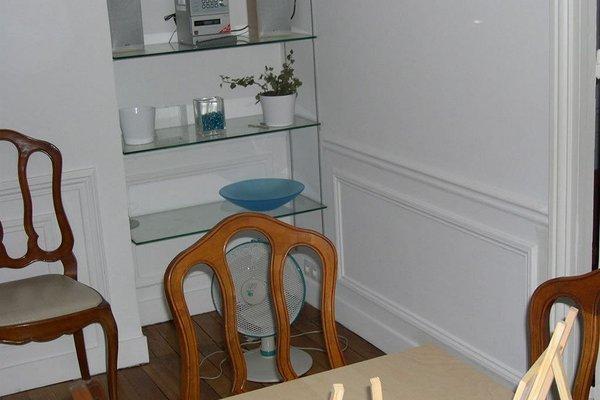 Apartment La Fourche - фото 15