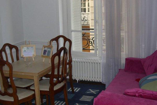 Apartment La Fourche - фото 19