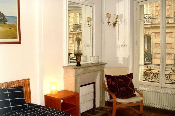 Apartment La Fourche - фото 21