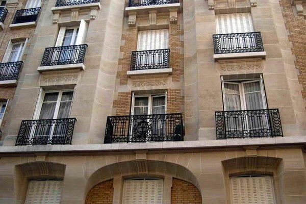 Apartment La Fourche - фото 22