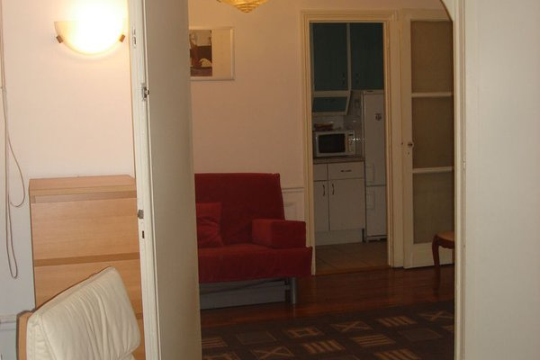Apartment La Fourche - фото 7