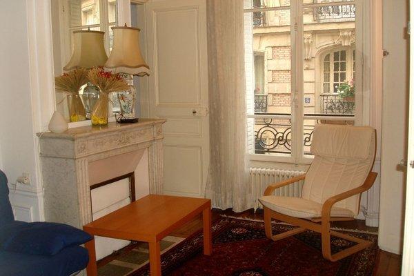 Apartment La Fourche - фото 8