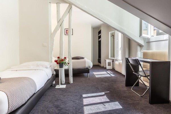Inter-Hotel Lecourbe - фото 3