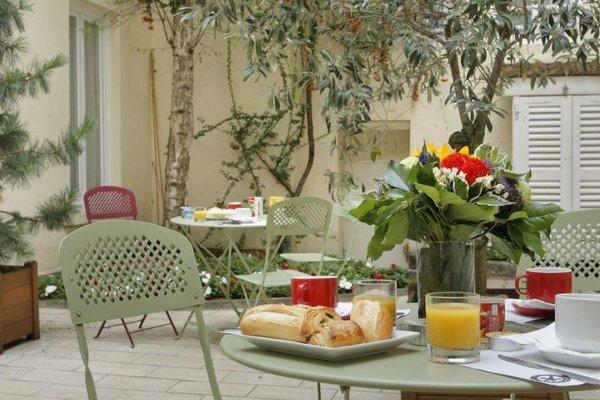 Inter-Hotel Lecourbe - фото 9