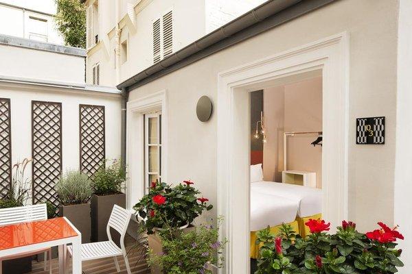 Hotel Duette Paris - фото 21