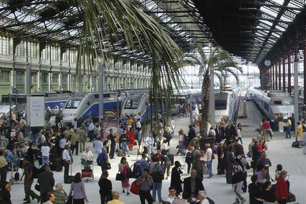 Trianon Gare de Lyon - фото 14