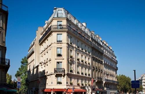 Hotel Elysa-Luxembourg - фото 6